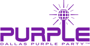 Purple Party logo